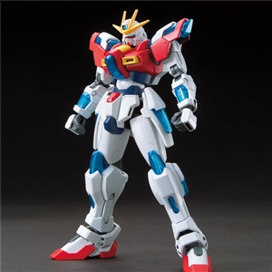 Try Burning Gundam